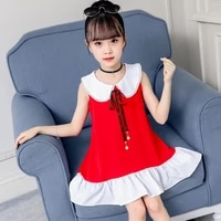 princess dress for girls summer kids party dresses doll collar girls dress 4 6 8 10 12 years children casual summer girl clothes