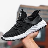 new arrival brand designer sport shoes zapatillas hombre lightweight breathable sneakers spring fashion tennis running shoes men