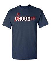 T Shirt Shop Online Crew Neck Design Doomed Groom Funny Marital  Short Sleeve T Shirts For Women