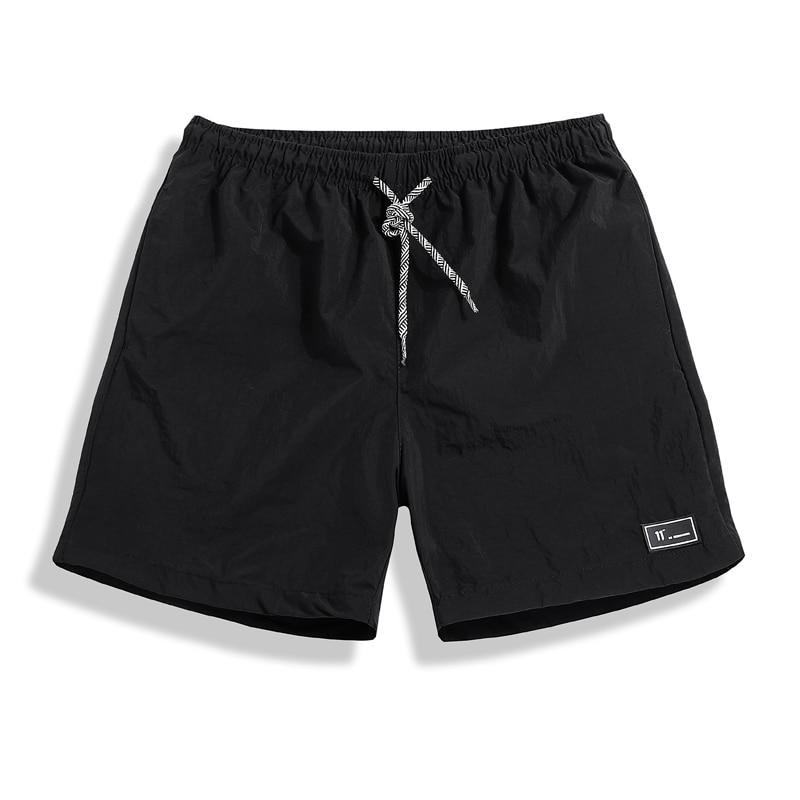 Men fashion Shorts 2020 Summer New Loose Cotton Shorts Man Sweatpants plus size Pants
