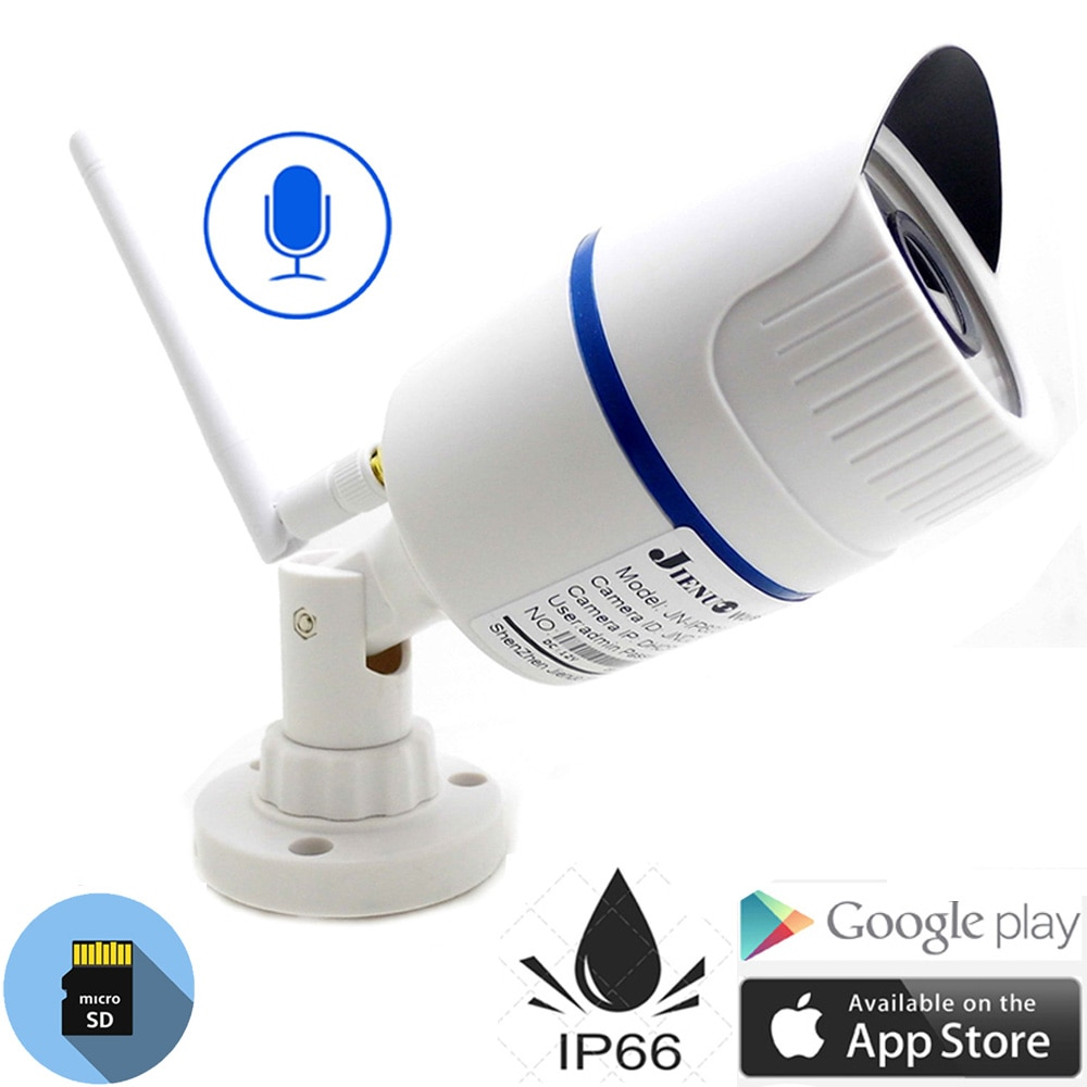 Ip Camera Wifi 1080P Outdoor 960P 720P Cctv Security Video Wireless Onvif 2mp Surveillance Audio Ipc