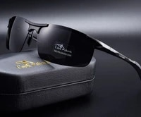 new aluminum magnesium sunglasses mens sunglasses hd polarized driving drivers color glasses tide