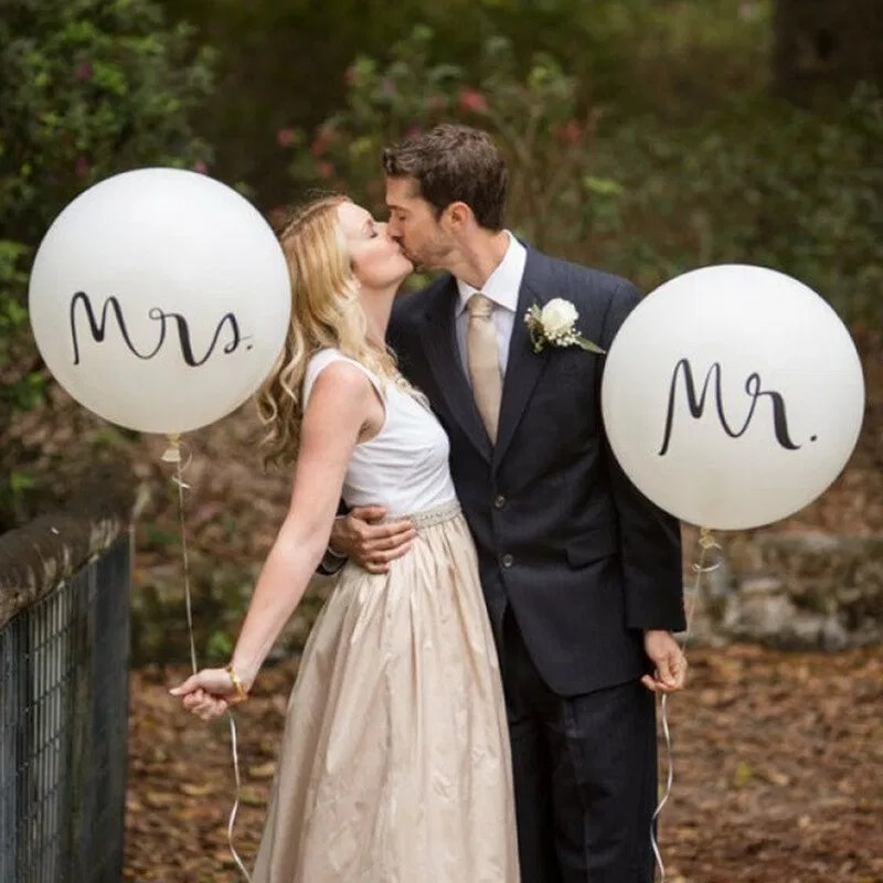 Globos de blancos para fiesta de boda... decorac de Globos de aire...