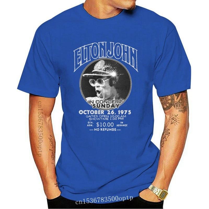 Design Amplified Elton John Live in Concert T-shirt