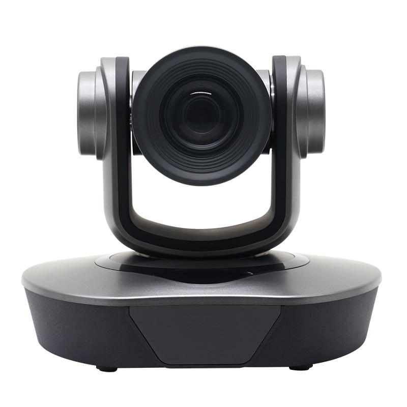 10x التكبير PTZ كاميرا Ip كامل HD 1080p60 مع إخراج HDMI و SDI للبث المباشر