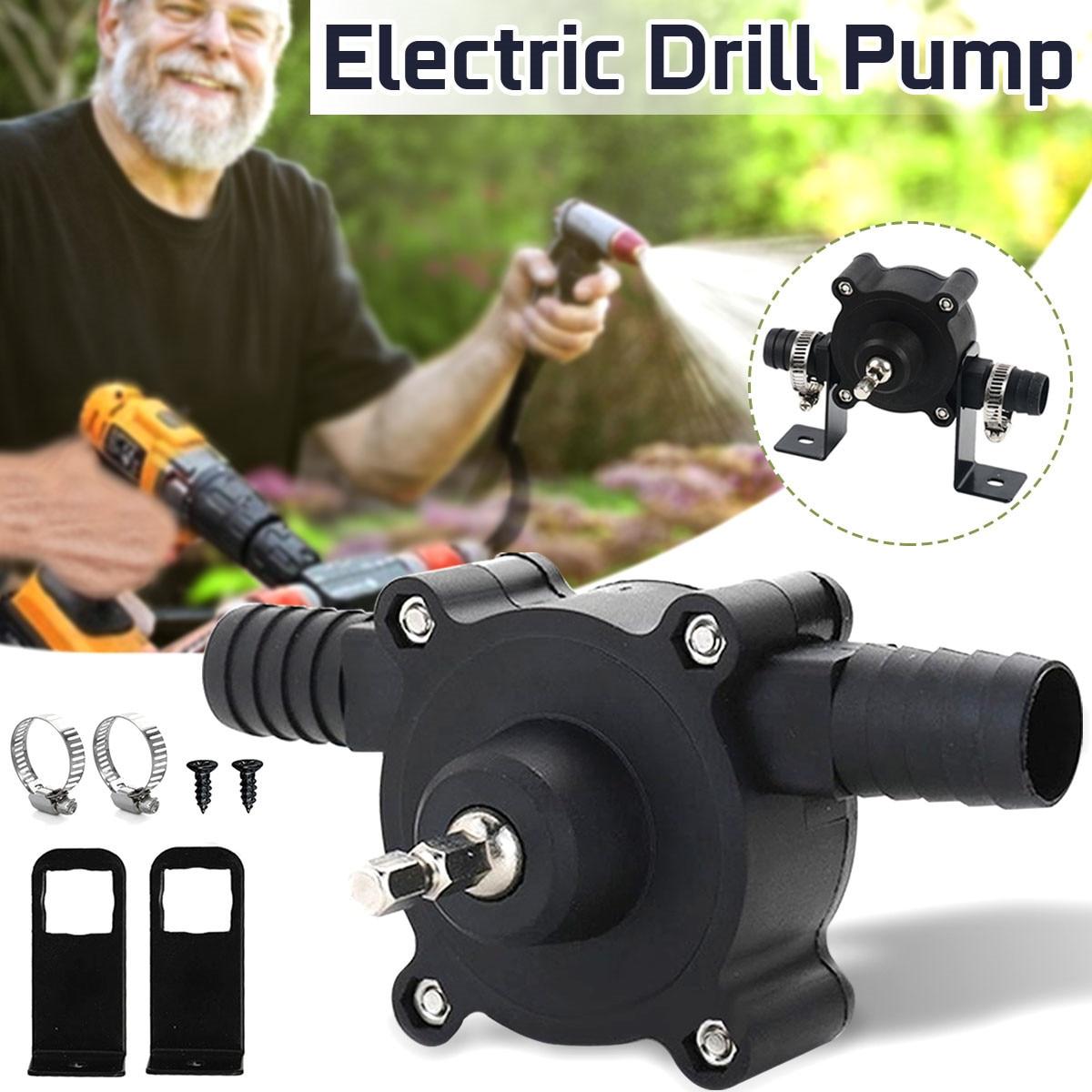 Бытовая электрическая дрель, ручной насос постоянного тока, насосы для дизельной жидкости, буровые насосы, миниатюрная самовсасывающая пер...