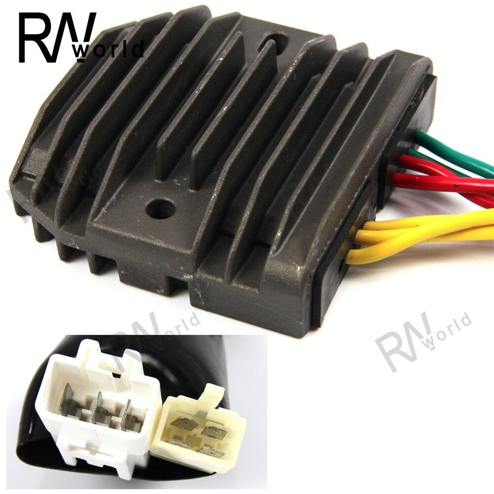 Partes del regulador de voltaje de la motocicleta para Honda CBR600RR CBR 600 RR 2003-2006 CBR1100XX CBR 1100 XX 20012002 2003 2004