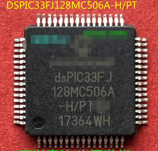 100%, nuevo, envío gratis, DSPIC33FJ128MC506A-H/PT dspic33fj128mc506a-i/PT