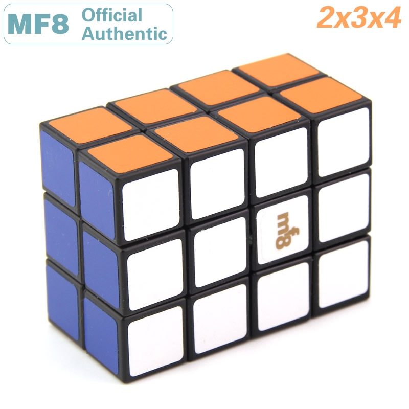 mf8 dodecahedron redbud magic cube bauhinia twisty puzzle speed rubiks cube educational toys gifts for kids children MF8 2x3x4 Magic Cube 234 Professional Neo Speed Puzzle Plastic Twisty Antistress Educational Toys For Children