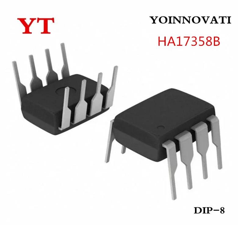 10 sztuk/partia HA17358B HA17358 17358 DIP-8