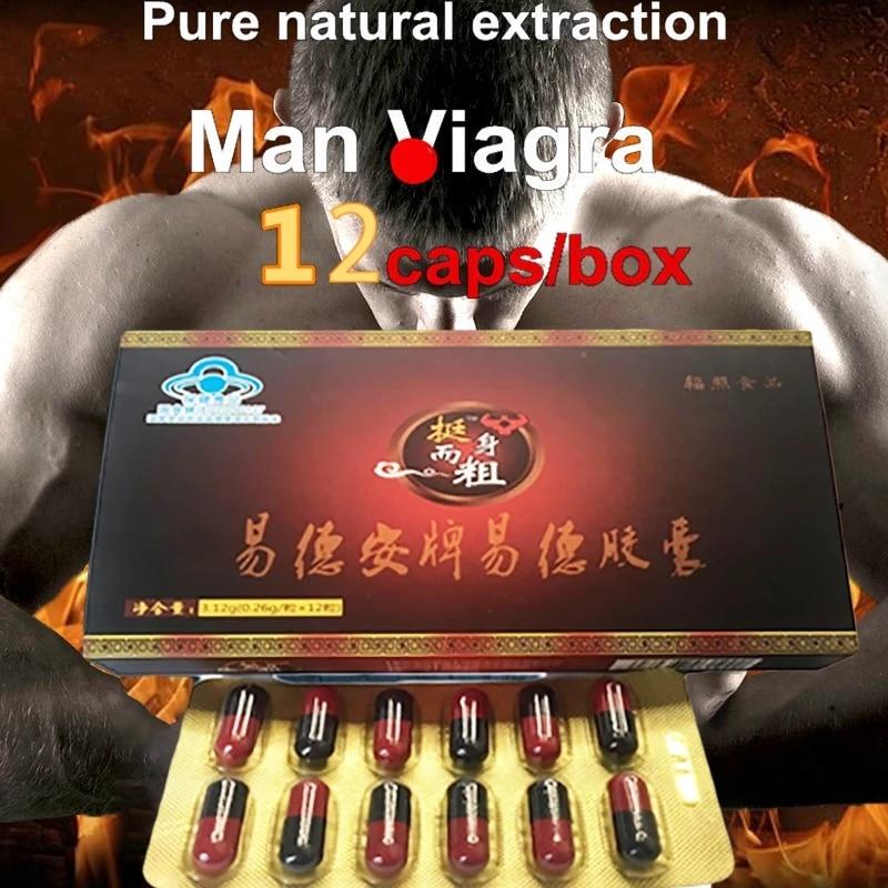Maca Tablet Male Supplements Men Enhancement Pill Prolong Strong Erections Hard Stamina Ginseng Powder Herbal Body Health Care