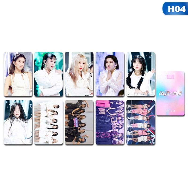 youpop-kpop-gidle-g-i-dle-6-album-di-stile-lomo-cards-sticker-k-pop-new-fashion-self-made-paper-photo-card-photocard-sticker