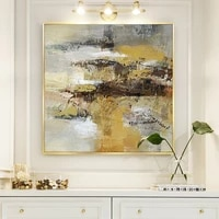 100 hand painted oil painting fashion abstract wall pictures canvas decor art unframed canvas paintings art for home decoration