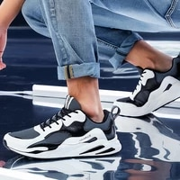 retro shoes women summer breathable running shoes for men white sports shoes unisex walking dad shoes platform sneakers