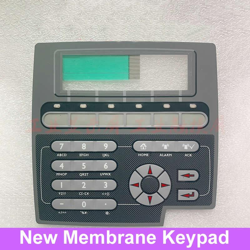 interruptor do teclado da membrana de mac exter k20m para o reparo do painel do operador