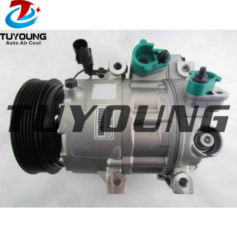 Vs18m auto a/c compressor para-hyundai santa fe kia sorento 2.4l l4 97701-1u100 977011u100
