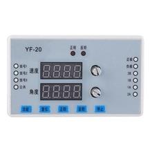 7-30 VDC Motor Speed Controller Stepper Motor Speed Controller Digital Display