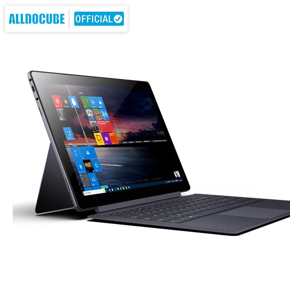 ALLDOCUBE aeroespacial X Pro 13,3 pulgadas 2 en 1 tableta 2560*1440 IPS Windows Intel lago Géminis N4100 8GB RAM 128GB ROM tipo C comprimidos