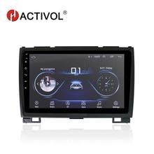 HACTIVOL-dvd vidéo 9 pouces android 8.1   Autoradio, stéréo, navigation gps, pour Haval Hover, Great Wall H5 H3, 2009-2012, lecteur DVD vidéo de voiture