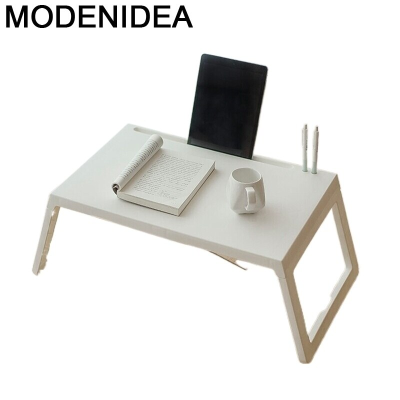 Escrivaninha tafel suporte ordinateur portátil escritorio de oficina tavolo mesa de cabeceira do computador portátil mesa estudo