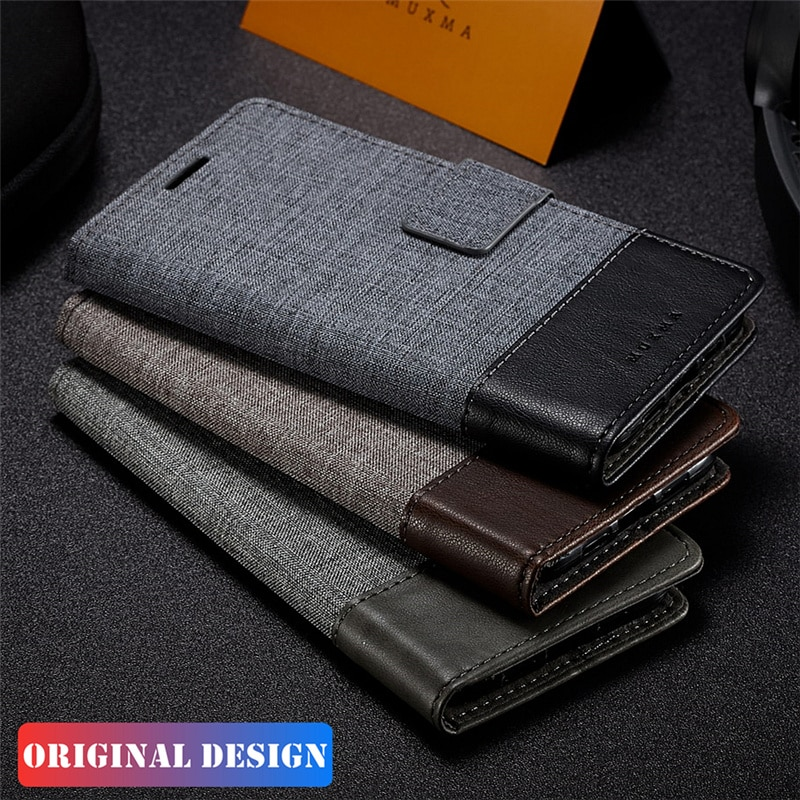Cloth Leather Case For OnePlus 7T 8 Nord 7 Pro 8T 6T 6 5T 5 3T 3 Z N10 N100 Flip Book Case Cover For One Plus 7T 8 7 Pro 6T Nord