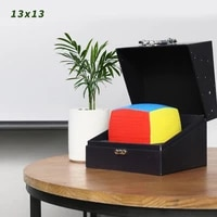 new shengshou 13 layer magic cube puzzle 13x13x13 stickerless educational cubo magico toys for collectition 128mm 13x13 neo cube