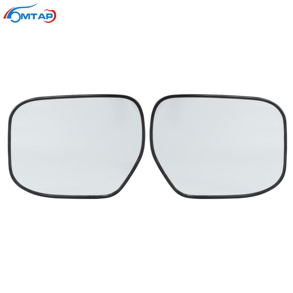 Lente de espejo retrovisor para puerta Exterior MTAP, lente de espejo retrovisor para HONDA para ciudad GM2 GM3 2009 2010 2011 2012 2013 2014