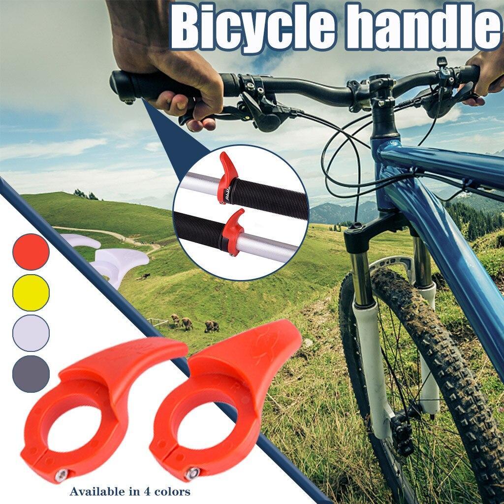 Duraderas, un par de piezas pequeñas para bicicleta de montaña, un par...