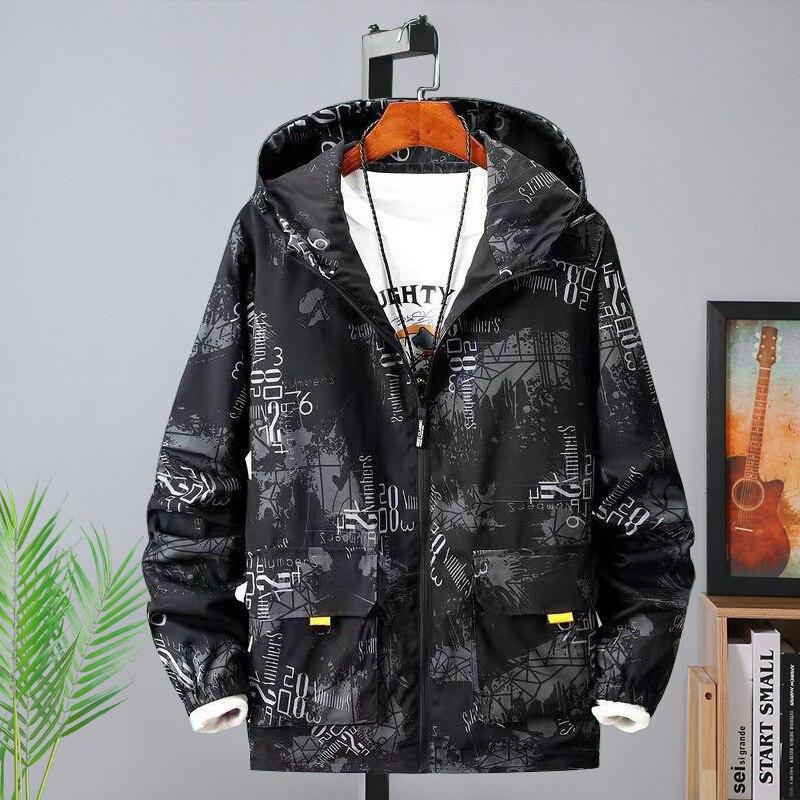Осенне-весенняя Мужская куртка, мужские модные куртки 2021, мужские куртки в стиле High Street, Карго, модные куртки