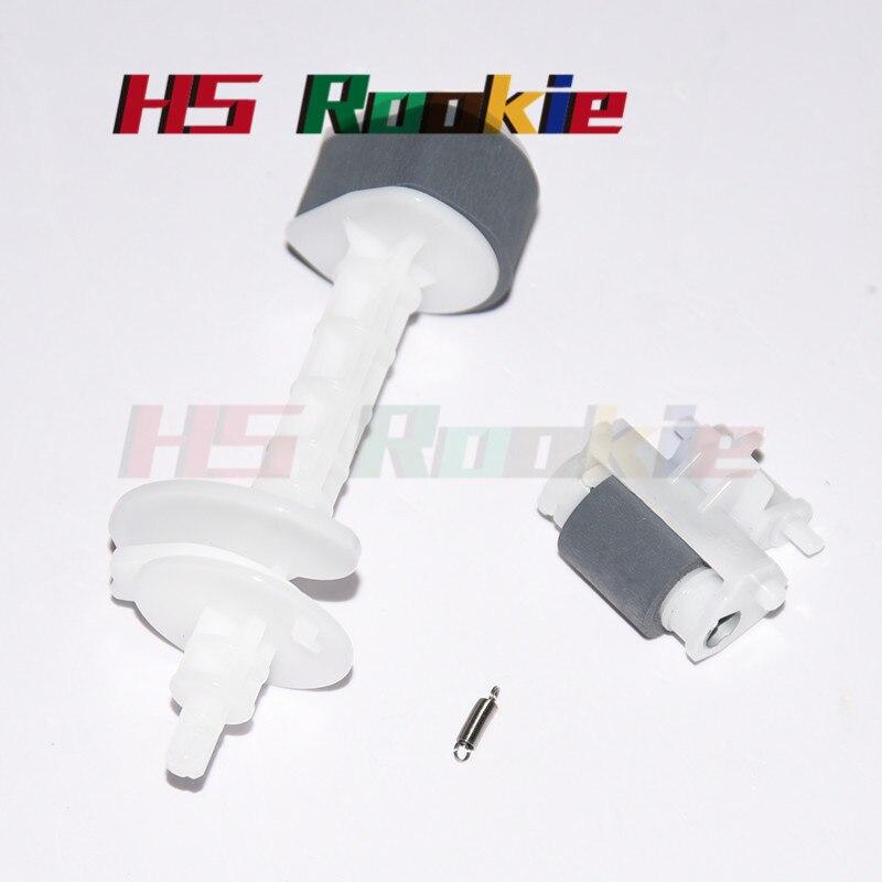 1sets Kit de rodillo de admisión rodillo de alimentación para Epson L110 L111 L120 L130 L210 L220 L211 L300 L301 L303 L310 L350 L351 L353 L358