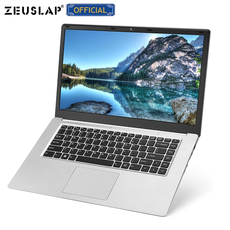 Review 15.6inch 8GB/12GB RAM Up to 1TB SSD 1920*1080P FHD Dual Band WIFI Bluetooth-Compatible Ultrabook Laptop Computer for Shool Home