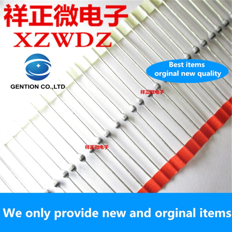 20 stücke 100% orginal neue BYV26E BYV26 Ultra schnelle recovery glas passivierung diode 1000V gerade stecker SOD-57
