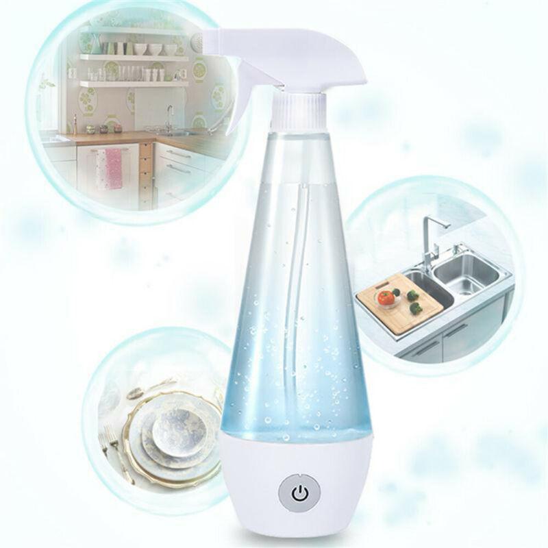 Disinfection Sterilizing Hypochlorous Acid Water Making Machine Spray Bottle