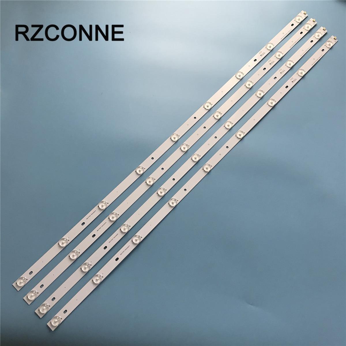 LED الخلفية قطاع 9 المصابيح ل TCL 42E10 هاير H42E07 H42E12 CRH-E423535T040941J REV1.0 SS42D09-ZC14F-01
