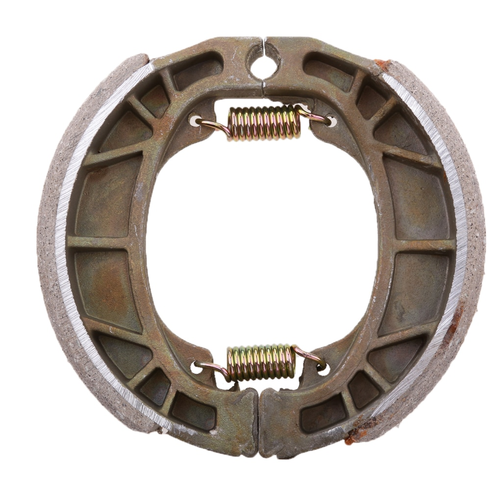 MOPED Scooter 105mm Rear Drum Brake Pads Shoes Motorcycle Brake System for 50cc 110cc 125cc 150cc GY6