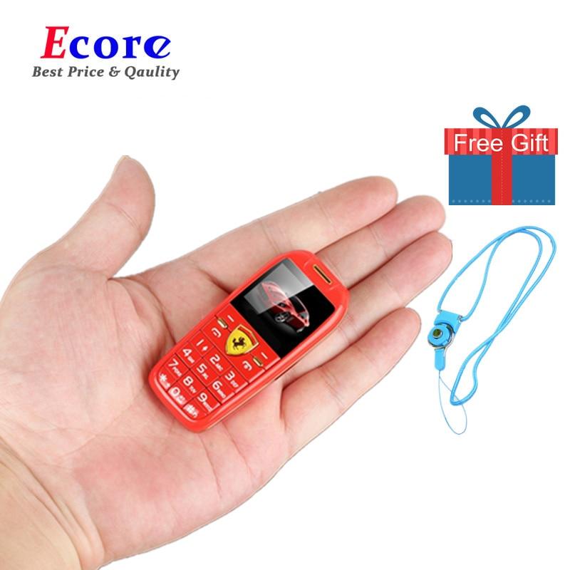 Mini telefone de carro, botão de telefone de 1.0 polegadas, hands mobile mp3 bluetooth, discador, voz mágica, brinquedos retos, carro celular móvel