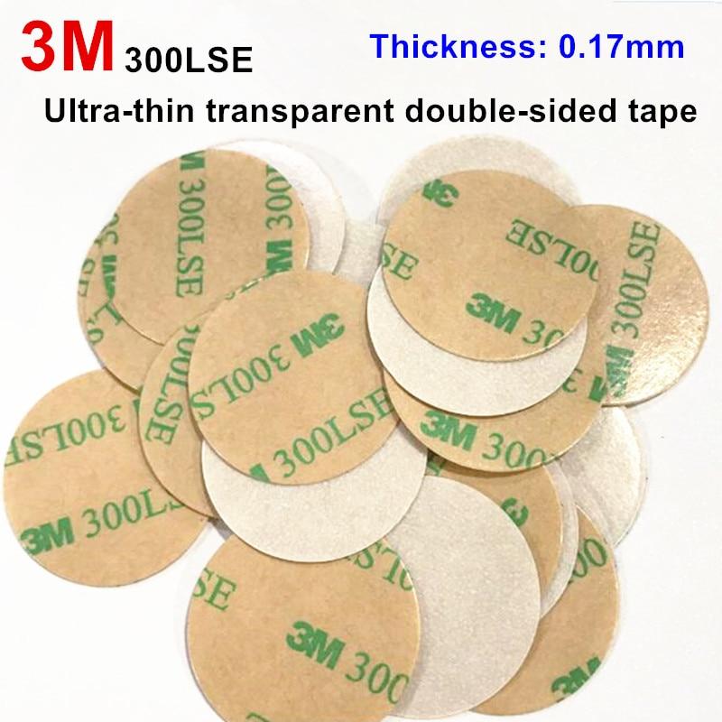3m-300lse-9495le-adesivo-biadesivo-rotondo-rettangolo-adesivo-cerchio-alta-temperatura-resistere-al-pulsante-del-telefono-cellulare-dell'auto