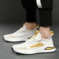 summer low top lac up tenis luxury non slip lightweight outdoor casual breathable vulcanize walking sports shoes for man
