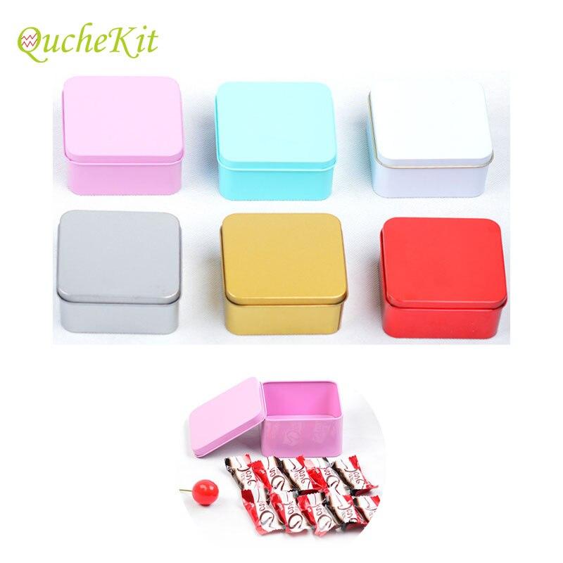 30 pçs caixa de armazenamento de metal caixa de armazenamento caixa de doces de casamento diy caixas de bolo de creme