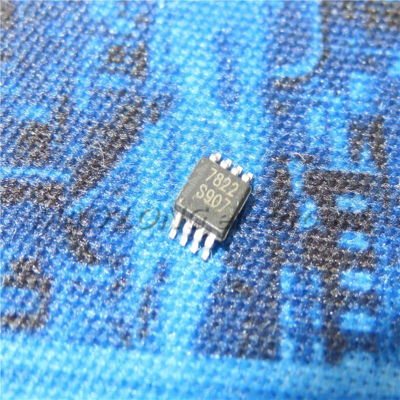 5PCS/LOT I7822  IML7822 IML7822DBT MSOP-8  New LCD chip New In Stock