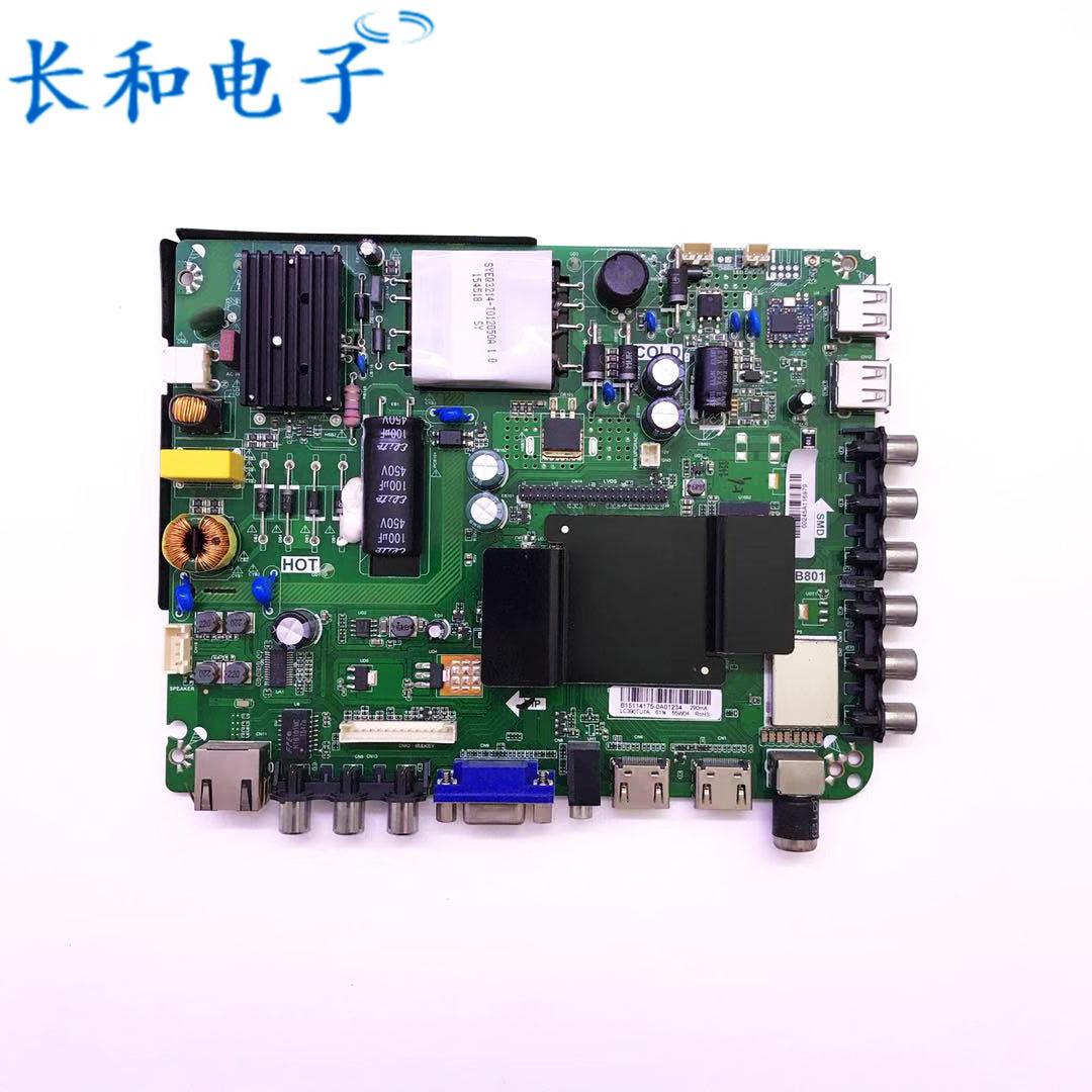 Placa base de circuito lógico Le39d71s Drive A Tablero Principal Tp. rt2982.pb801 con pantalla Lc390ta1a
