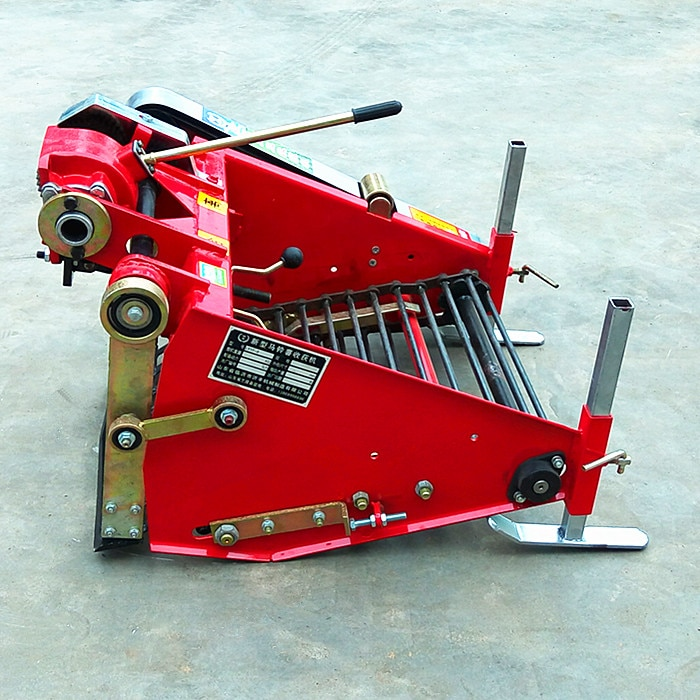 Walking tractor accessories potato harvester sweet potato harvesting machine tool enlarge