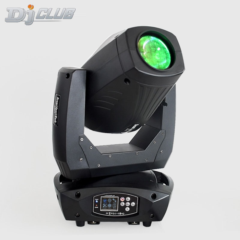 discount price 8 pack 180w 2r sharpy beam spot moving head light dmx512 for stage lighting dj disco club party dance wedding bar Beam Spot Wash 3In1 Stage Moving Head Light 200W Led Zoom Effect Dmx512 Sound Party Light For Dj Disco Club Bar Wedding