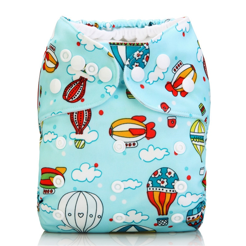 Eco-friendly Baby Cloth Diaper Cover Wrap Washable Diapers Couches Lavables Reusable newborn Baby Pocket Nappy Cloth Diapers fashion cartoon print diaper pocket washable diapers couches lavables baby nappy reusable nappy baby cloth diapers