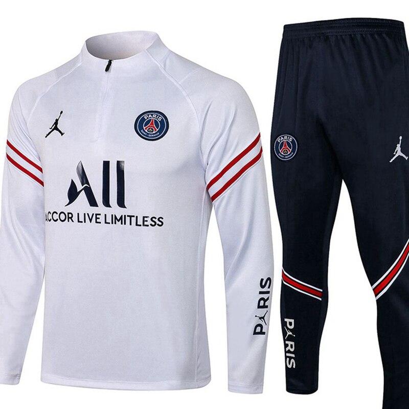 Camiseta de fútbol de S-2XL para adultos, conjunto de entrenamiento del Polo...