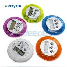 LCD minuteur de cuisine numérique   Compte à rebours, chronomètre magnétique, minuteur à dos, minuterie de cuisine, compte à rebours, alarme, outils de cuisine
