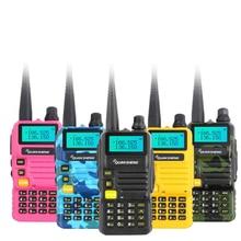 Quansheng Interphone UV-R50 multicolore radios bidirectionnelles civiles