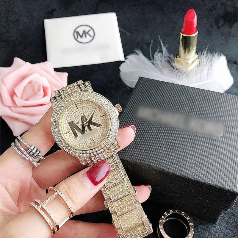 YUNAO Fashion Brand Simple Watch Female Trendy Watch Waterproof Watch Explosive Fashion Watch Girls 2021 New Quartz Watch enlarge