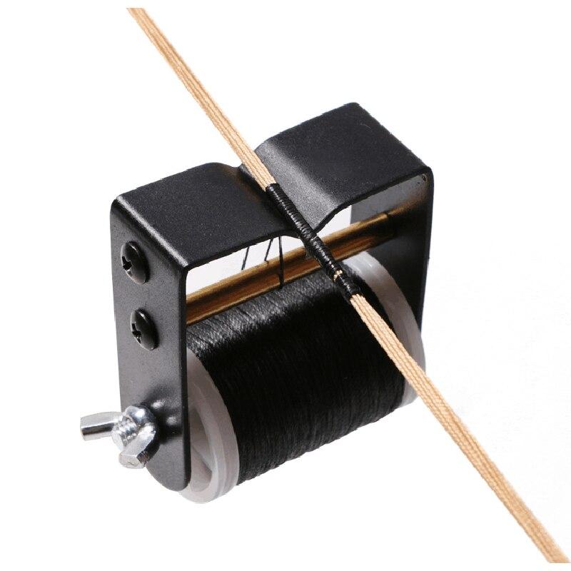 Herramienta de instalación de cuerda de lazo para arco compuesto recurvo, accesorios...