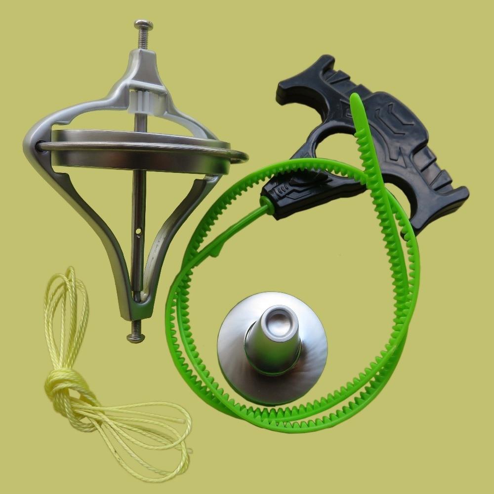 Giroscopio de Metal clásico juguetes educativos tradicionales magia ciencia física del espacio accesorios de enseñanza regalo creativo para niños